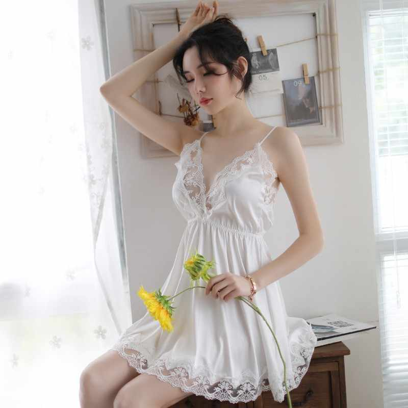 Hot-Sale-Fashion-Solid-Color-Lace-Decoration-Nightdress-Deep-V-neck-Nightdress-Sexy-Lingerie-Women-s.jpg_q50 (3)
