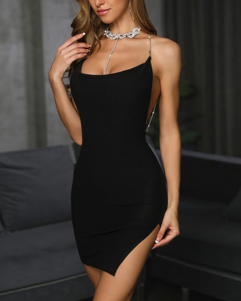 Studded_Chain_Open_Back_Slit_Party_Dress1_1024x1024